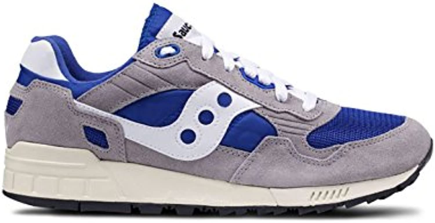 Saucony Sneakers Shadow 5000 Vintage Grey-Blue, Hombre.