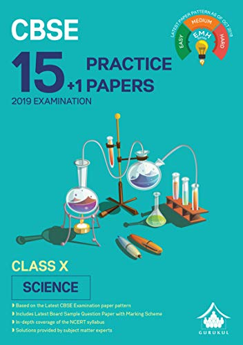 15+1 Practice Papers - Science (Sample Papers)