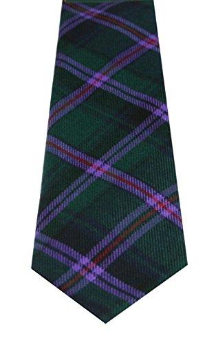 Lochcarron of Scotland Cooper Modern Tartan Tie