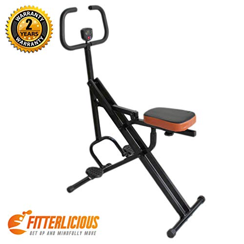 Cuerpo Crunch Home Fitness Trainer 769322275328