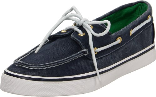 Sperry - Biscayne Femme, (Navy Salt Wash), 39 EU