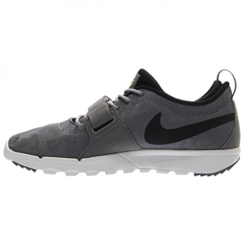Nike Trainerendor, Chaussures de Skate Homme, Taille Gris (Cool Grey / Black-White-Volt)