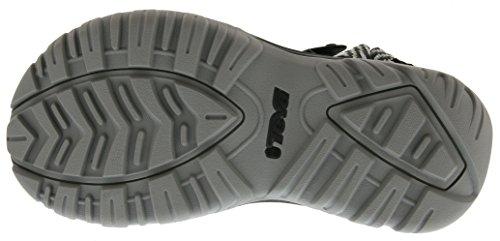Teva Hurricane XLT W's, Sandales de sport femme Gris (Abysses Grey Asgr)