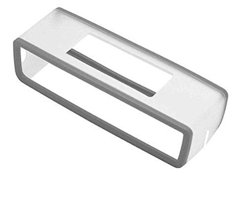 Jintime Lautsprecher Schutzhülle Mini Lautsprecher Silikon Tragetasche Travel Box für Bose SoundLink Mini Bluetooth Lautsprecher (Gray)