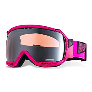 Quiksilver Men's Hubble Mirror Goggle - Pink, One Size