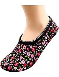 Infispace® Men & Women Winter Warm Indoor Floor Anti-Slip Gripper Slippers with No slip Grip