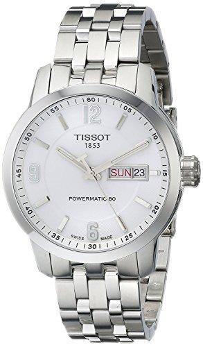Tissot Armbanduhr PRC200Automatik t0554301101700Herren [Regular Importware]