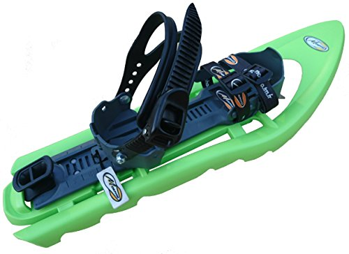 Morpho adulto luz par de raquetas, Unisex, Trimove Light, Ecogreen/Grey, small