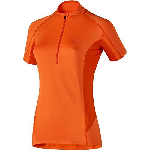 Maglietta Dynafit React 2W S/S Iona– arancione