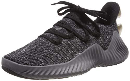 887aa3c3e2 Adidas Alphabounce Trainer W, Zapatillas de Gimnasia para Mujer, Negro Core  Black/Grey
