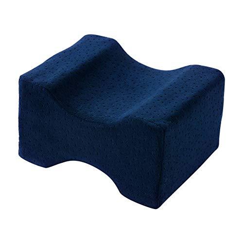 FYWEITM Nackenkissen Orthopädische Memory Foam Knie Keil Kissen zum Schlafen Ischias zurück Hüftgelenk Schmerzlinderung Kontur Oberschenkel Beinpolster Stützkissen (Zurück-keil-massage)