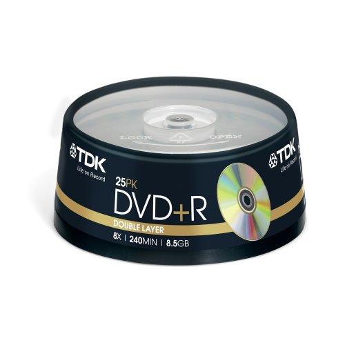 Occasion, DVD+R DL Verbatim 8,5 Go 8x tour de 25 d'occasion  Livré partout en Belgique