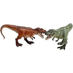 Animal Planet - Figura decorativa de juguete con diseño de dinosaurio de tiranosaurio