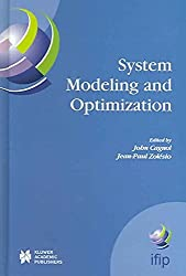 (System Modeling and Optimization: Proceedings of the 21st Ifip Tc7 Conference Held in July 21st - 25th, 2003, Sophia Antipolis, France) BY (Cagnol, John) on 2004