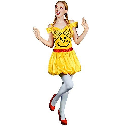 Morphsuits Morph Kostüm Co by Offizielles Lizenzprodukt Little Miss Sunshine Fancy Kleid Kostüm ()