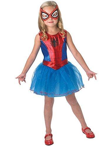 Rubie's 3888884 - Spidergirl Child Kostüm,  Größe:  M