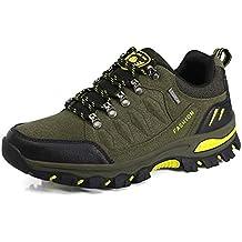 WOWEI Scarpe da Escursionismo Arrampicata Sportive All aperto Impermeabili  Traspiranti Trekking Sneakers da Donna Uomo d8cd63cd2c6
