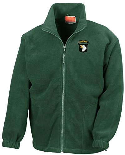 us-army-101st-airborne-screaming-eagles-embroidered-logo-full-zip-fleece-by-military-online-verde-bo