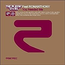 You Needed Me (feat. Romanthony) [Jason Rooney & Alex Gaudino Original Mix]