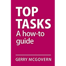 Top Tasks: A How-to Guide