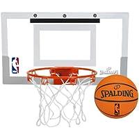 Spalding NBA Slam Jam Hakenleiste Mini Basketballkorb