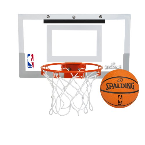Spalding NBA Slam Jam Hakenleiste Mini Basketballkorb