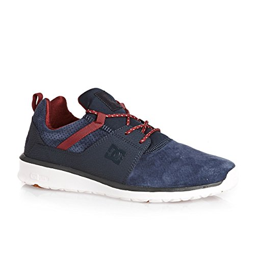 DC Shoes Heathrow le, Sneakers Basses Homme Marine