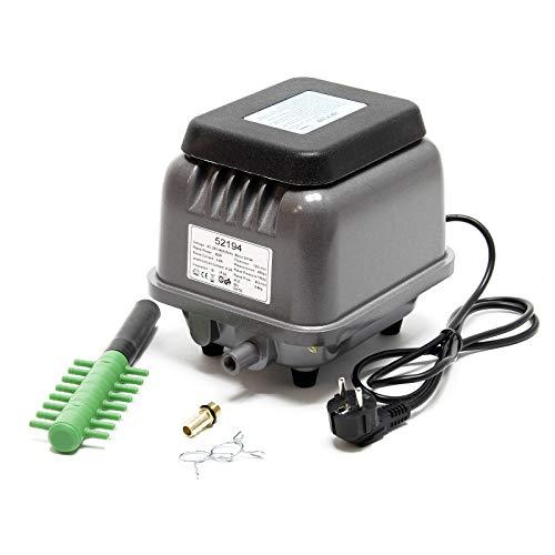 Preisvergleich Produktbild Sunsun HJB-120 elektromagnetische Luftpumpe für Aquarium und / oder Gartenteich