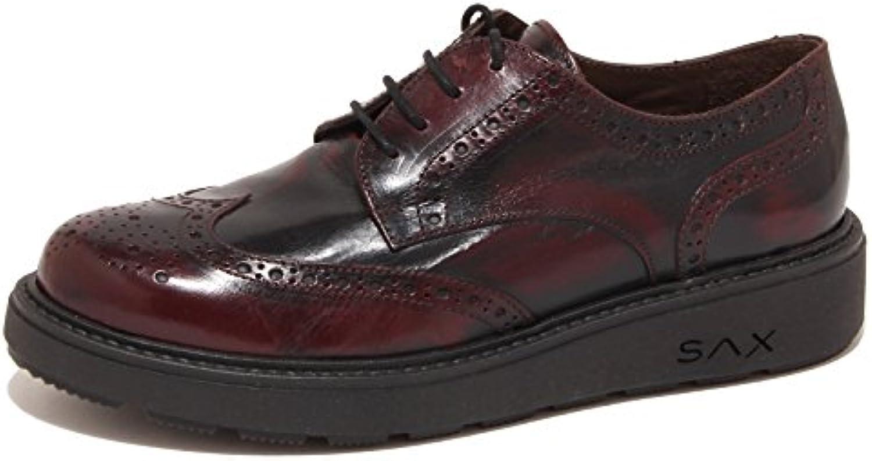 Sax 8470P Scarpa All'inglese Astor ABS Bordeaux Scarpa Donna scarpe Woman | Di Alta Qualità  | Sig/Sig Ra Scarpa