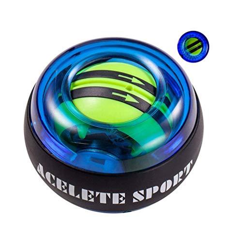 Wrist Ball Exercise Wrist Ball Powerball mit Leichtem Hand- und Griffkrafttrainer für das Krafttraining Am Handgelenk - Farbe - 1