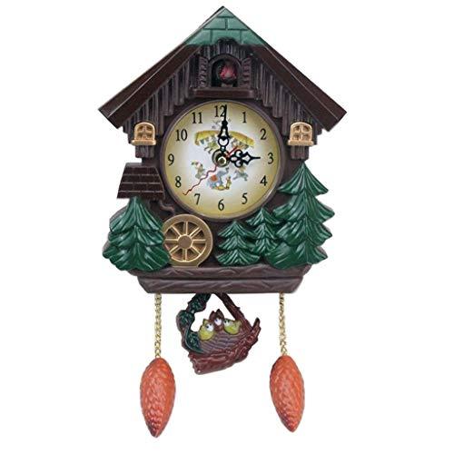 fda0df8b0 Homyl Reloj de Pared Despertador Apesso Accesorios de Decoración de  Habitación Infantil.