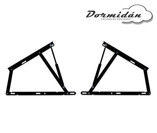 Dormidn-Pack-2-sistema-de-elevacin-con-amortiguadores-bisagras-resortes-de-gas-para-canape-abatible