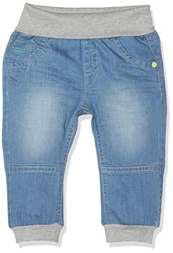 s.Oliver Baby-Jungen Jeans 65.903.71.3380, Blau (Blue Denim Stretch 54z7), (Herstellergröße: 80/REG)