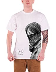 The Walking Dead - Camiseta - Manga corta - Hombre