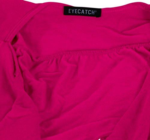 Eye Catch - Boléro -  - Portefeuille Femme Rose - Fuchsia