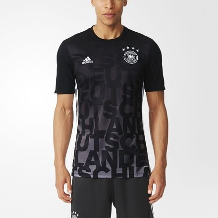 adidas Men's Shirt (4055343856407_AC6574_XL_Black and White)