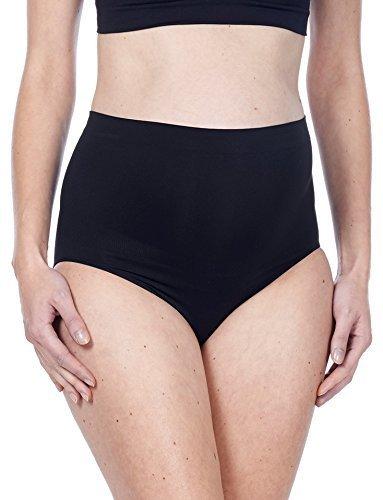 Noppies Sans couture Sous-vêtements en traitement sans soudure / Femmes Mode De Grossesse/ Sous-vêtements Brèves culotte maternité Noir