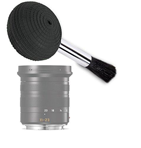 duragadget-bomba-limpiadora-con-cepillo-para-lente-leica-apo-vario-elmar-t-55-135-mm-f-35-45-asph-no