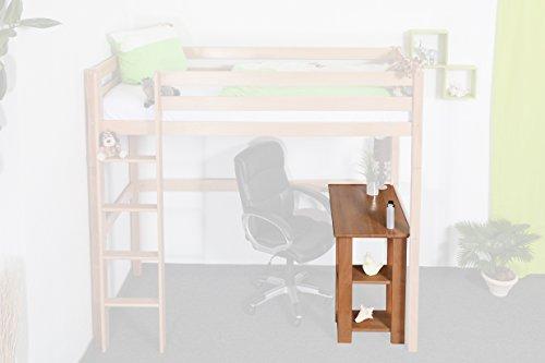 Desk Dominik solid, natural beech for high sleeper Dominik Review