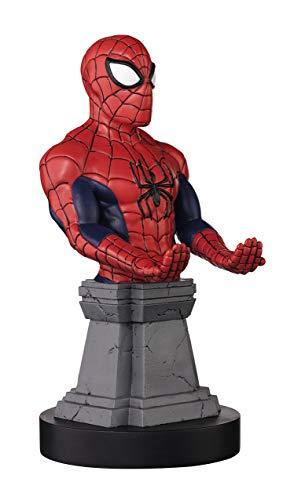 Cable guy Spiderman, soporte de sujeción o carga para mando de consola...