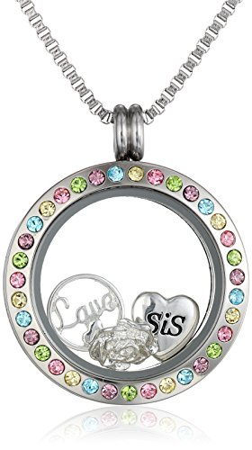 Amazon Charmed Sister's Love Locket Necklace 24