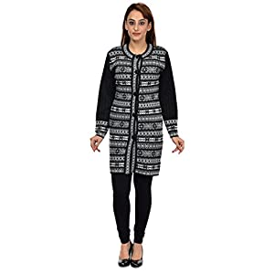 aarbee Women's Wool Cardigan