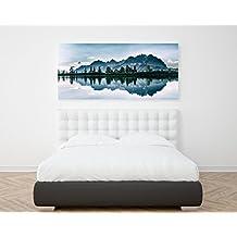 Cuadro XXL PVC 5 mm | Cuadro Gran Formato Imagen Paisaje | Ideal para dormitorios |