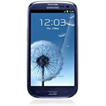 "Samsung Galaxy S3 (i9300) - Smartphone libre Android (pantalla 4.8"", cámara 8 Mp, 16 GB, Quad-Core 1.4 GHz, 1 GB RAM), azul"
