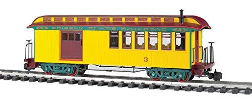 Train Passenger Car Jackson Sharp Passenger Car Combine Grizzly Flats Large  Scale