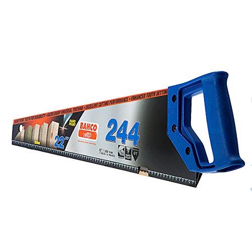 Bahco BAH24422 Fuchsschwanz 550mm für mittelgrobe Holzarten 7/8 ZpZ