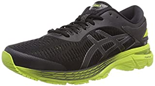 Asics Men's Gel-Kayano 25 Running Shoes,Black (Black/Neon Lime 001) ,10.5 UK (46 EU) (B07CZGQ87G) | Amazon price tracker / tracking, Amazon price history charts, Amazon price watches, Amazon price drop alerts