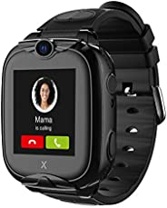 XPLORA XGO 2 - Montre connectée pour Enfants (sans SIM) 4G - Appels, Messages, Mode école Enfant, Fonction SOS