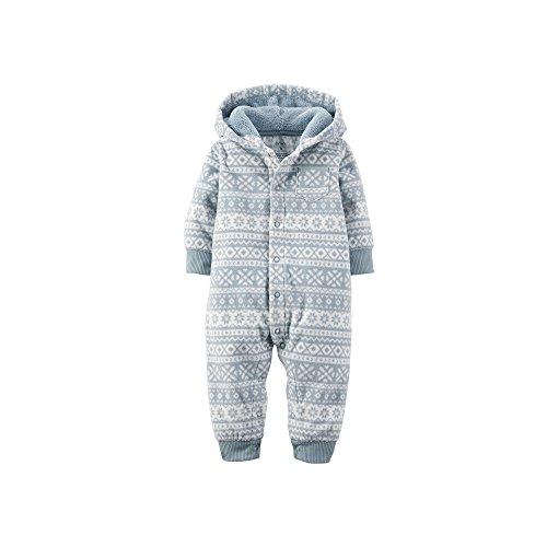 carters-baby-boys-fair-isle-hooded-fleece-jumpsuit-grey-6-months-by-carters