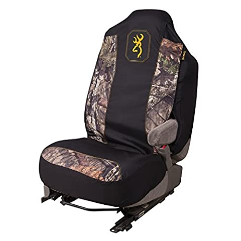 Browning Universal Camo Seat Cover (Mossy Oak Country Camo, Durable Polyester Fabric, Includes One Seat Cover, Sold Individually) by SPG